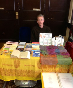 ED AT MULTI FAITH FAYRE